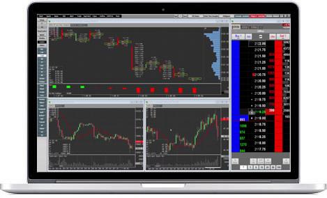 MarketDelta Futures Trading Platform Pic
